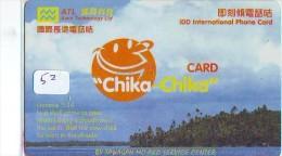 Télécarte   * PHILIPPINES  * FILIPPINES *  (52) Telefonkarte Phonecard * - Philippines