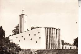 6000 FRANKFURT - SACHSENHAUSEN, Herz-Marien.Kirche, Außenansicht - Frankfurt A. Main