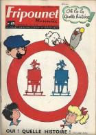 FRIPOUNET 1965            N°  49 - Fripounet