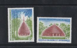 Nouvelle Calédonie N° 553 Et 554** - Nueva Caledonia