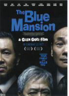 "15S : Hollywood Movie Cinema Poster Postcard ""the Blue Mansion"" - Afiches En Tarjetas"