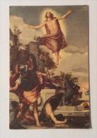 Gesù Risorto Viaggiata Del 1954 F.p. Ottimo Stato - Gesù