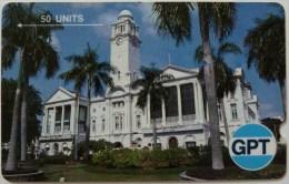 SINGAPORE - GPT - 2SIGB - Test / Demo - Communcasia'88 - 50 Units - Mint - Singapour