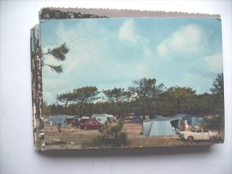 Frankrijk France Frankreich Ile De Noirmoutier Vendée Camping Barbatre - Ile De Noirmoutier