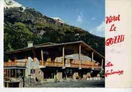74 LES CONTAMINES MONTJOIE Hotel Le Grizzli - Les Contamines-Montjoie