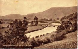MACHYNLLETH - Dovey Bridge (Photocrom Co Ltd) 1941 Used - Montgomeryshire