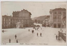 ALBA-Piazza UMBERTO 1 E Corso Savona- - Italie