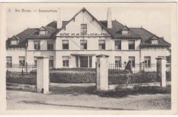 Ste Kruis, Sint Kruis, Sanatorium (pk17283) - Brugge