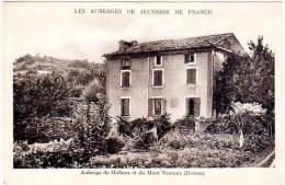 Les Auberges De Jeunesse De France - Auberge De Mollans Et Du Mont-Ventoux (Drôme) - France