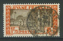 """VEND BEAU TIMBRE DE GUYANE N° 127A , CACHET """"CAYENNE"""" !!!! - Französisch-Guayana (1886-1949)"""