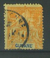 VEND TIMBRE DE GUYANE N° 39 !!!! - Französisch-Guayana (1886-1949)