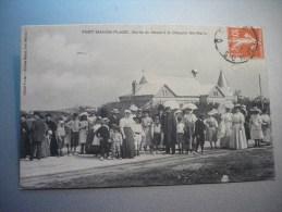 Sortie De Messe à La Chapelle Ste-Marie - Fort Mahon