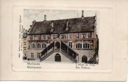 Germania Mulhausen Mulhouse L'hotel De Ville Das Rathus(piccolo- Viaggiata) - Allemagne