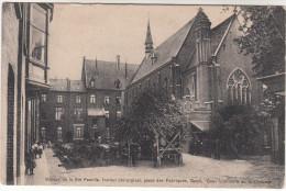 Gent, Gand, Maison De La Ste Famille Institut Chirurgical, Place Des Fabriques (pk17300) - Gent