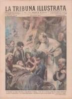 Tribuna Illustrata 35 1943 -Guerra,Roma Bombardata,Papa Pio XII -Grecia,Ns. Soldati Salvano Degenti - Ante 1900