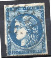 France  N° 46B Oblitérés   Départ à  5,00 Euros !! - 1862 Napoleon III
