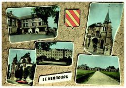 CPSM LE NEUBOURG , Multivue - Le Neubourg