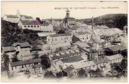 Mines D'Or Du Chatelet ( Creuse ) - Vue D'ensemble - France