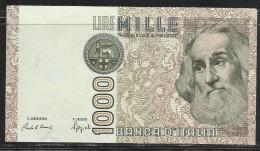 ITALIA REPUBBLICA BANCONOTA DA LIRE 1000 MARCO POLO DECRETO  16 03 1982  ITALIE ITALIEN ITALY - [ 2] 1946-… : République
