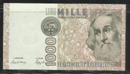 ITALIA REPUBBLICA BANCONOTA DA LIRE 1000 MARCO POLO DECRETO  16 03 1982  ITALIE ITALIEN ITALY - [ 2] 1946-… : Républic