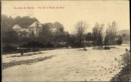 Cp Jemelle Rochefort Wallonien Namur, Vue De La Ferme Du Bois, Fluss - Belgique