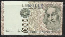 ITALIA REPUBBLICA BANCONOTA DA LIRE 1000 MARCO POLO DECRETO  16 03 1982  ITALIE ITALIEN ITALY - [ 2] 1946-… Republik