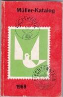 Suisse - Müller 1969 - 312 Pages - Altri
