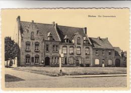 Merkem, Het Gemeentehuis (pk17330) - Houthulst