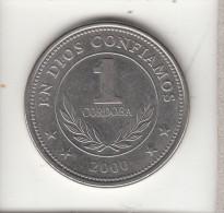 NICARAGUA 2000 - 1 CORDOBA - Nicaragua