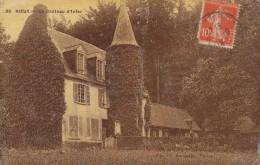 76 RIEUX Le Chateau D'Infer - France