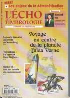 Echo De La Timbrologie  2005 Mai : Jo De 1924 , Theme Le Pape Karol , Monaco La Serie Du Couronnement , Nuremberg - French (from 1941)