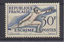 FRANCE - N°YT 962 NEUF** - 1953 - COTE YT: 3.00€ - Neufs