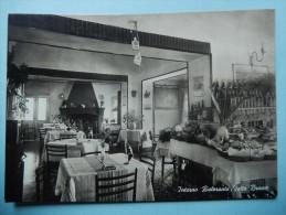Interno Ristorante Vetta Bracco - Hotels & Restaurants