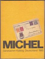 Michel 1985 - Littérature