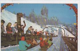 Canada - Quebec - La Glissoire Sur La Terrasse Dufferin - Autres