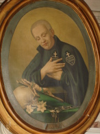 S. PAOLO Della CROCE Da Ovada - Fondatore Passionisti - Chiesa S.Domenico OVADA,Alessandria - Fotografia - Religione & Esoterismo