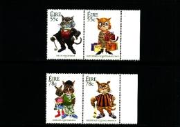 IRELAND/EIRE - 2007  CELTIC  CATS   SET  MINT NH - 1949-... Repubblica D'Irlanda