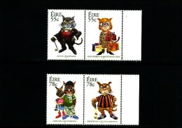 IRELAND/EIRE - 2007  CELTIC  CATS   SET  MINT NH - Nuovi