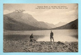 Ceresole Reale (Alta Valle Dell'Orco) Lago Del Nivolet - Sonstige