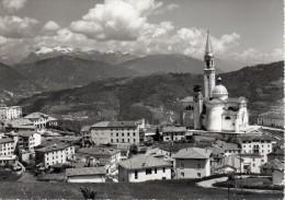 Veneto-vicenza-enego Veduta Panorama Enego Particolare Anni/60(gr-.b.n.-v.gg.) - Italia