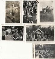 Lot De 6 Photos - Scout - Scoutisme - ( Voir Descriptif ) - Scoutisme