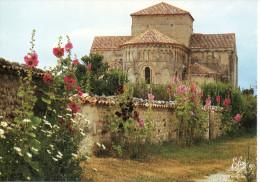 CP - PHOTO - TALMONT - EGLISE ROMANE - 7462 - ELCE - France