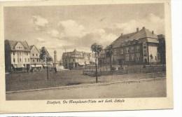 Lintfort Monplanet Plats Kath Schule Wesel - Wesel