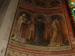 Sante CECILIA, LIBERATA e FRANCA - Duomo PIACENZA - fotografia