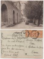CHATEAUNEUF DE GADAGNE - Route D'  Avignon - Auto (055-V.8) Cachet Ambulant Avignon A Miramas    (77239) - Other Municipalities