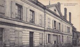 36 / LA CHATRE / LA GENDARMERIE / RARE - La Chatre