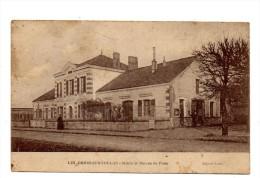 77  Les Ormes Sur Voulzie Mairie Bureau De Poste - Francia
