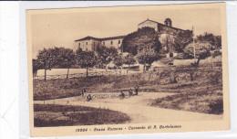 CARD SEZZE ROMANO CONVENTO DI SAN BARTOLOMEO (LATINA) -FP-N-2-    0882--23659 - Latina