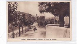CARD SEZZE ROMANO ENTRATA DI PORTA S.ANDREA ASINELLO IN PRIMO PIANO (LATINA) -FP-N-2-    0882--23660 - Latina