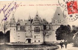 LE CHATEAU DU REPAIRE PRES VIGEOIS - France